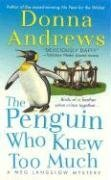 The Penguin Who Knew Too Much 0312329423 Book Cover