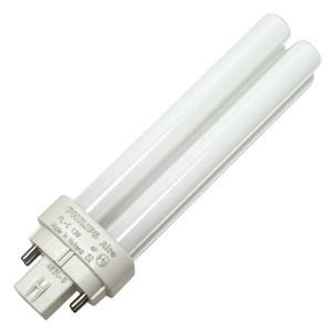 13w 4 Pin Cfl - Philips Lighting 383257 PL-C Linear Compact Fluorescent Lamp 13 Watt 4-Pin G24q-1 Base 925 Lumens 82 CRI 2700K Incandescent White Alto