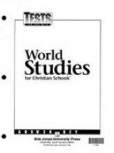 World Studies for Christian Schools - Tests Key PDF