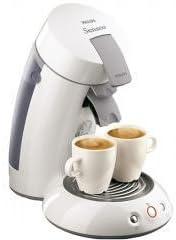 Philips HD 7810/10 Senseo Blanco filtro cafetera eléctrica: Amazon.es: Hogar