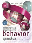 img - for Organizational Behavior: Experiences and Cases book / textbook / text book