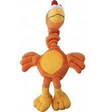 Ethical Pet Products Plush Chirpies 14′ Asst Spot Plush Chirpies 14′ Toys, My Pet Supplies