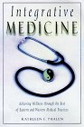 img - for Integrative Medicine Achieving book / textbook / text book