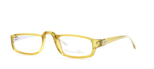 Christian Dior 2004 70 L Brown Authentic Women Vintage Eyeglasses - Glasses Authentic 2004