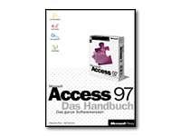 Microsoft Access 97, Das Handbuch, m. CD-ROM