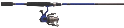 Quantum Fishing Genex Spin Fishing Rod and Reel Combo