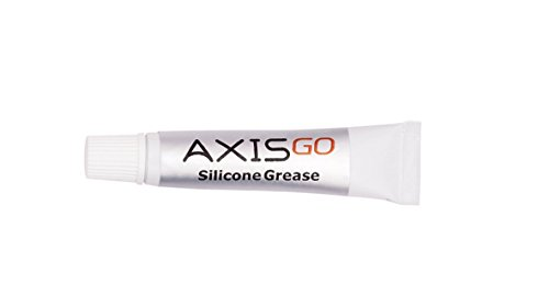 AxisGO Silicone Grease for O-Rings on Water Housing and Lens Ports (Housing Lens Port)