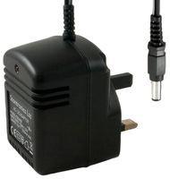 Linear Power Supply, Fixed, 12 V, 300 mA: Amazon co uk: Electronics