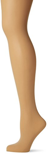 Dkny Hosiery - DKNY Women's Comfort Luxe Control Top Opaque Tight, Caramel, TALL