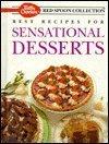 Best Recipes for Sensational Desserts, Crocker, 0130681318