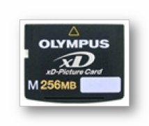 256mb Digital Picture Card Xd - OLYMPUS AMERICA 202025 XD-PICTURE CARD, 256MB TYPE M WITH