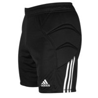Adidas Boys' Climalite Tierro 13 Goalkeeper Shorts - YL - Black