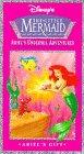 Adventures Little Mermaid (Ariel's Undersea Adventures: Ariel's Gift [VHS])