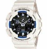 Casio G-Shock GA100B-7A Big Case Limited Edition White Men's Watch