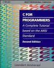C for Programmers, Leendert Ammeraal, 0471928518