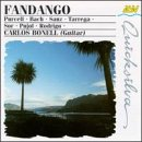 Fandango: Baroque and Spanish Guitar Music