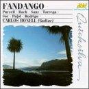 Fandango: Baroque and Spanish Guitar Music