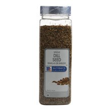 McCormick Dill Seed - 15 oz. container, 6 per case