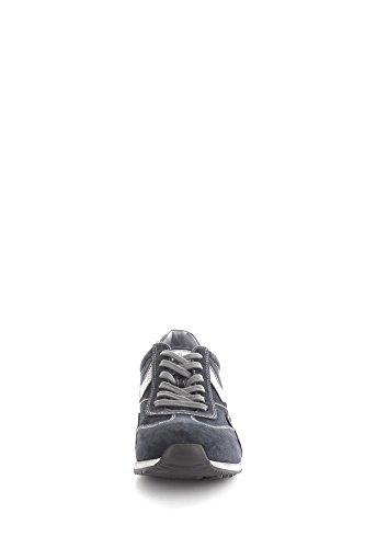 Nero Giardini - Zapatillas para hombre Blue/Cement/Grigio