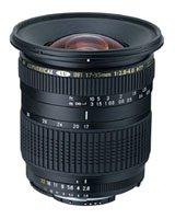 Tamron AF 17-35mm f/2.8-4.0 Di LD SP Aspherical (IF) Ultra Wide Angle Zoom Lens for Nikon Digital SLR Cameras