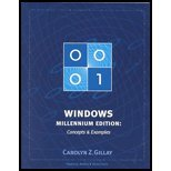 Windows Millennium Edition : Concepts and Examples, Gillay, Carolyn Z., 188790249X