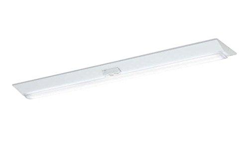 コイズミ照明 無線連動式人感センサ付 LEDユニット搭載ベースライト(本体) 逆富士1灯 AH91040L B073FFBLNR 12220