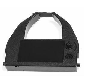 Electronic Dot Matrix Time Recorder - Replacement Ribbon, Black