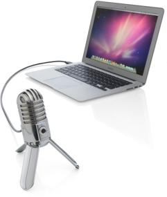 Meteor Mic with Mac Air