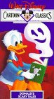 Walt Disney Cartoon Classics: Donald's Scary Tales - Volume 13 [VHS] (Donald Cartoons Classic Duck)