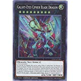Yugioh Galaxy-Eyes Cipher Blade Dragon - EXFO-ENSE4 - Super Rare Limited Edition Extreme Force Special Edition