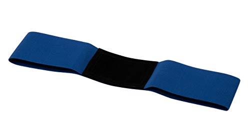 Arm Swing Golf - Juvale Golf Swing Trainer - Golf Swing Aid, Golf Arm Band, Golf Posture Corrector, Golf Swing Band, Golf Arm Belt, Golf Training Aid for Beginners, Unisex, Men, Women, Blue, 13.9 x 2.8 Inches