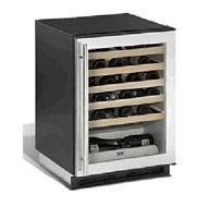 UPC 833790003476, 48 Bottle Triple Zone Wine Refrigerator Hinge Location: Reversible, Lock: No