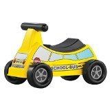 American Plastic Toy School Bus Ride-On