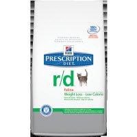 Hill's Prescription Diet r/d Feline Weight Loss - Low Calori