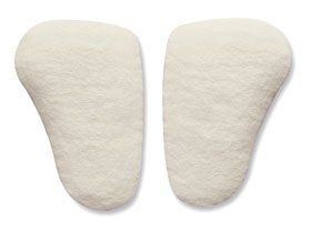 Hapad Longitudinal Metatarsal Arch Pads, Small, 12 Pair Per Pack