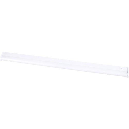 (Progress Lighting P7023-30EBWB 2-13 Watt Linkable T5, White)