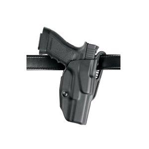 Safariland 6377 ALS Belt Holster Glock 17 STX Plain Black Right Hand