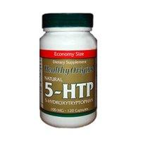 5-HTP 100mg 120 CAP by Healthy Origins
