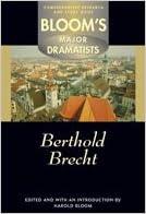 Book Berthold Brecht (Bloom's Major Dramatists)