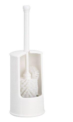 Relativ Emsa 1641405000 WC-Bürste und Behälter, WC-Garnitur, Weiß: Amazon  EB76