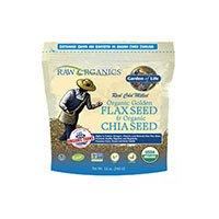 Garden of Life RAW Organics Organic Flax Meal + Chia Seeds
