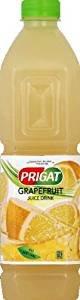 Original Fruit Pectin - Prigat Grapefruit Juice Drink Kosher For Passover 50.7 Oz. Pk Of 6.