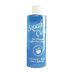 blue coffee pot cleaner - 4