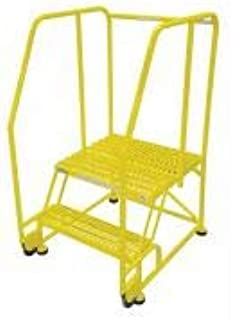 product image for Cotterman 2TR18A1E20B8C2P6 - Tilt and Roll Ldr Steel 50In. H. Yellow