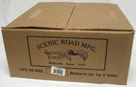 Scenic Road Parts Box For Sr7-1 Wheel Barrow by Scenic Road Manufacturing