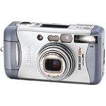 Canon 130u Sure Shot 35mm Camera Quartz Date Camera Kit