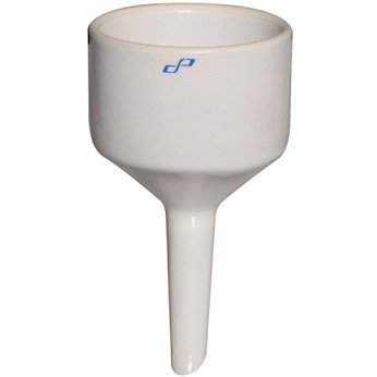 Cole-Parmer Buchner Funnel, Porcelain, 3 mL, 1/ea