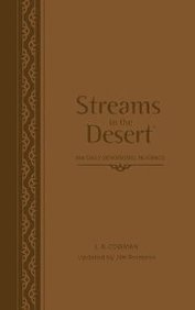 Price comparison product image Streams in the Desert: 366 Daily Devotional Readings