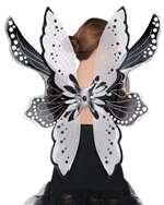 AMSCAN Mystical Fairy Wings Halloween Costume Accessories for Adults, One Size ()