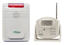- Smart Caregiver Economy Wireless Monitor & Motion Sensor